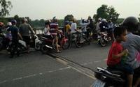 3 người lao mình xuống sông Sài Gòn cứu cô gái tự tử, một thanh niên chết đuối