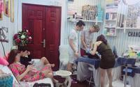 Cơ sở thẩm mỹ chui trong chung cư Sài Gòn không có giấy phép hoạt động