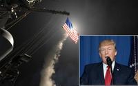Chảo lửa Syria nóng rực khi Mỹ, Anh, Pháp cùng tấn công