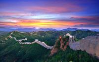 Vạn Lý Trường Thành: Choáng ngợp trước sự hùng vĩ của bức tường ngàn năm không đổ