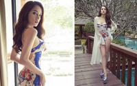 Hoa hậu Hương Giang: 'Lần đầu được mặc bikini, tôi như sống lại cuộc đời mới'