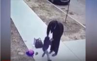 Bà mẹ đánh, tát con trai 2 tuổi ngay giữa đường gây phẫn nộ
