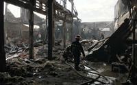Cháy xưởng tái chế phế liệu, nhiều công nhân tháo chạy thoát thân