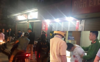 Bắt nghi phạm cầm vật giống súng lao vào cướp tiệm vàng tại Hà Nội