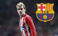 Barca kích nổ 'bom tiền', quyết tâm chiêu mộ Griezmann trước World Cup 2018