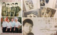 Chàng thanh niên bồi hồi kể chuyện bố thao thức suốt đêm tìm lại bức ảnh cũ chờ ngày 43 năm hội ngộ đồng đội