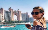 Cuộc sống sang chảnh của nữ tiếp viên hàng không xinh đẹp