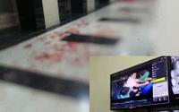 Mâu thuẫn trong thang máy, cư dân chung cư mang dao ra đuổi chém nhau
