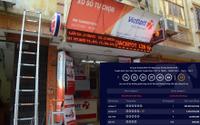 Chủ cửa hàng tại Hà Nội trích xuất camera tìm chủ nhân trúng giải vietlott 304 tỷ đồng