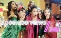 2 triệu views 1 ngày nhưng không lọt trending Youtube: netizen xôn xao MV Hồ Quỳnh Hương bị hack?