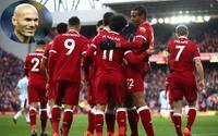 HLV Zidane chỉ ra 'vũ khí' đáng sợ nhất của Liverpool