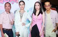 Tiến Luật, Nam Thư, BB Trần đến chúc mừng Diệu Nhi ra mắt phim 'Yêu nữ siêu quậy'