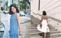 Mặt xinh dáng cao 1,7m nhưng không biết makeup, nữ sinh này chỉ mất 4 năm đã thành mẫu lookbook đình đám nhất Sài Gòn