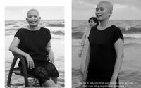 'Luôn là người phụ nữ trong tôi': Khoảnh khắc về nụ cười và niềm lạc quan của những bệnh nhân ung thư