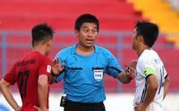 Trọng tài FIFA bị 'tố' thiên vị đội của bầu Hiển cầm còi trận Hà Nội - HAGL