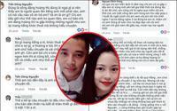 Dân mạng 'bóc phốt' Hằng Túi và chồng cũ 'ông ăn chả bà ăn nem': Chồng mới lên tiếng bênh vực