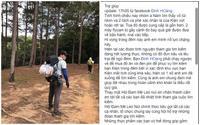 Nam phượt thủ mất tích 3 ngày khi trekking Tà Năng - Phan Dũng, cộng đồng mạng sốt ruột chung tay tìm kiếm