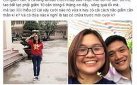 'Hậu quả ngọt ngào' khi được bạn trai vỗ béo tăng 20kg: Sắp cưới, hì hục giảm cân vì sợ bị dị nghị 'cưới chạy bầu'