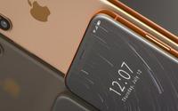 Mãn nhãn với iPhone X phiên bản vàng đồng đẹp khó kìm lòng