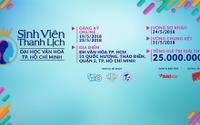 Chính thức khởi động cuộc thi 'Sinh viên thanh lịch ĐH Văn Hóa 2018'