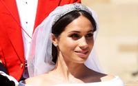 Công thức trang điểm giản dị đến ngạc nhiên của công nương Meghan Markle trong lễ cưới