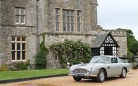 Siêu xe Aston Martin DB5 từng được James Bond sử dụng sắp lên sàn đấu giá