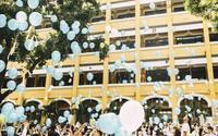 Bịn rịn ngày chia tay cuối cấp ở Sài Gòn: Lời cảm ơn và giọt nước mắt lặng thầm cho thanh xuân đẹp đẽ nhất sắp trôi qua