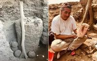 Phát hiện xác ướp 1.000 năm tuổi trong 'quan tài' được bọc kỹ