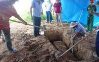 Người thân giải thích lý do khai quật lại tử thi sau 6 năm tử vong bất thường