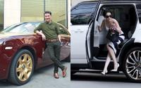 Sao Việt nào sở hữu siêu xe giá trị 'khủng' nhất hiện này?