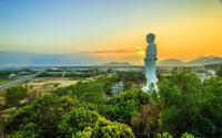 Những ngôi chùa có tượng Phật khổng lồ ở Việt Nam