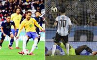 Cứ mỗi bàn thắng của Messi và Neymar tại World Cup 2018, 10.000 trẻ em nghèo sẽ có 1 bữa ăn