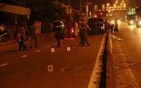 Đang chạy xe, một thanh niên bất ngờ bị đạn bắn xuyên đầu tử vong