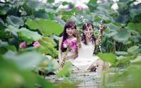 Ngôi trường Đại học có nhiều hoa sen nhất Hà Nội, tháng 6 về sinh viên đua nhau tìm đến chụp ảnh free
