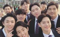 Hồ sơ hội bạn thân mỹ nam trường đại học Hàn Quốc đang khiến dân tình chao đảo đây rồi!
