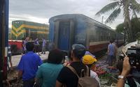 Cháy toa tàu, hàng trăm hành khách hốt hoảng di tản