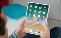 Cận cảnh iPad với viền màn hình được 'cắt gọt' đẹp miễn chê