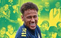 Những điều chưa biết về 'parcas' - đội quân hùng hậu của Neymar