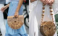 Túi nan tre - đối thủ của túi cói hay ho nhất hè này bạn có chưa?