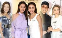 Lê Tư, Quách Khả Doanh, Quan Vịnh Hà tái hợp cùng dàn diễn viên TVB đình đám một thời