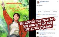 Sơn Tùng đóng phim thanh xuân của Dũng 'khùng': Ca sĩ trăm triệu view bắt tay với đạo diễn triệu đô