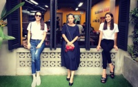 Hội bạn thân Tăng Thanh Hà lần đầu chia sẻ ảnh cùng vợ Phạm Anh Khoa sau scandal của nam rocker