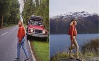 Mùa hè sang chảnh của Quỳnh Anh Shyn: Lái xe vòng quanh New Zealand, leo núi bằng… trực thăng