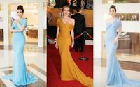 Hóa công chúa với bộ cánh trễ nải, Đỗ Mỹ Linh vô tình vướng nghi án mặc 'váy nhái' sao quốc tế