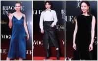 Thảm đỏ Vogue 2018: Bên cạnh Angela Baby sành điệu thì Dương Mịch, Karlie Kloss lại diện váy ngủ nhăn nheo lên sự kiện