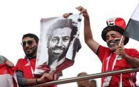 Uruguay phá lời nguyền thế kỷ trong ngày Salah xem Suarez đá cực dở