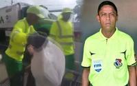 Hành trình thành trọng tài World Cup của một nhân viên dọn rác