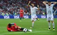 Truyền thông thế giới nói gì về màn trình diễn của Ronaldo trong trận gặp Tây Ban Nha?