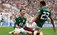 Sao Mexico nói gì sau khi hạ sát ĐT Đức?