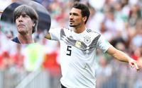 ĐT Đức thua sốc, Hummels công khai chỉ trích HLV Low